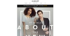 [Gilt] Up to 60% Off: All About the New 🙋