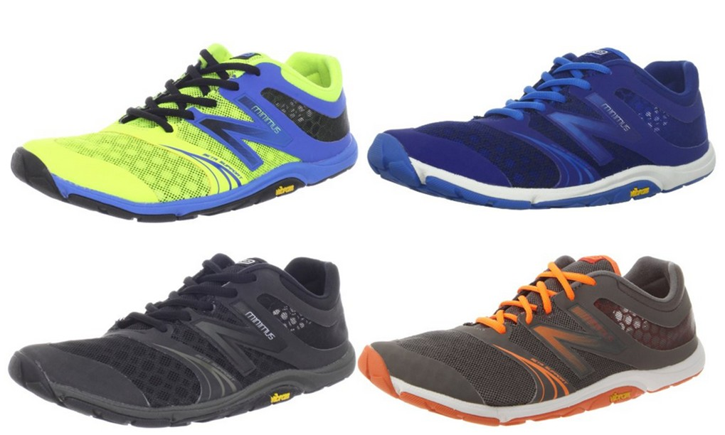 new balance minimus on amazon