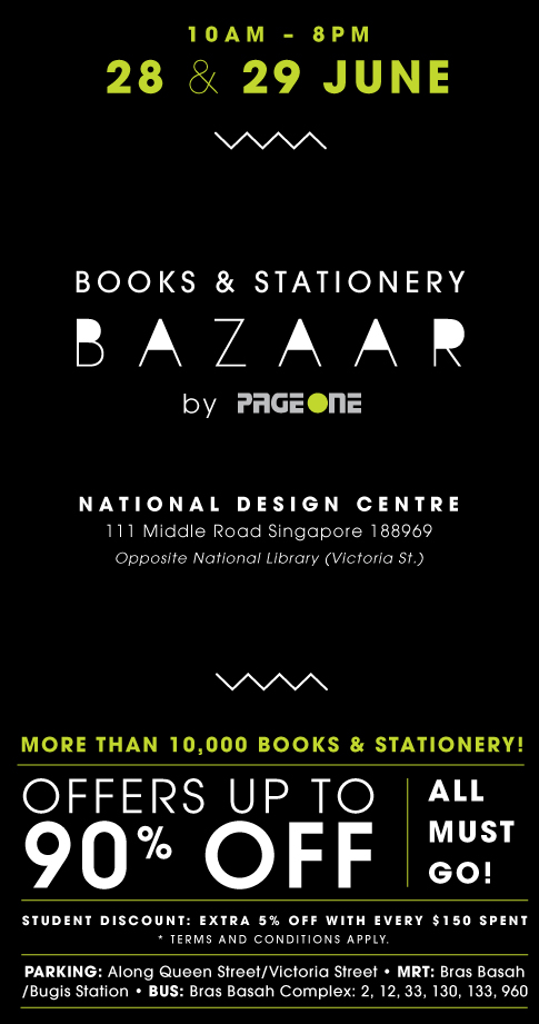 Books__Stationery_Bazaar_by_Page_One__LATEST WAREHOUSE SALE