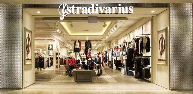 Stradivarius Ion