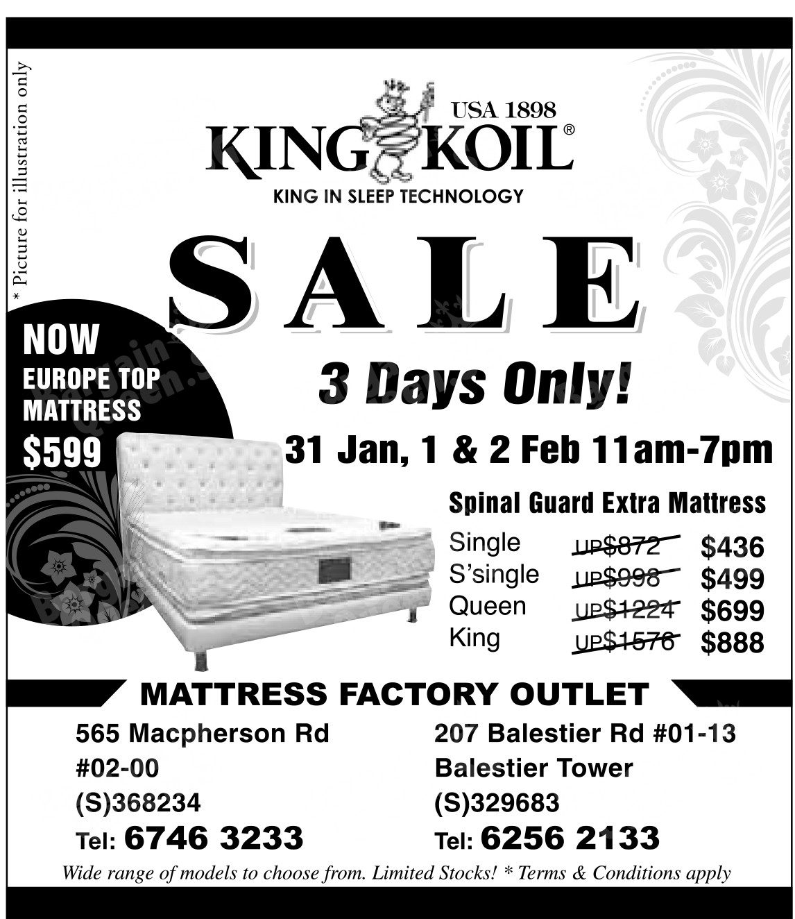 singapore friday won sale o miss dozen in black s want n t here wont deals a you to mattress