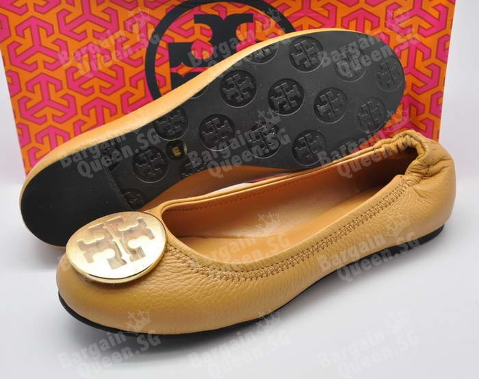 Tory-burch-reva-leather-shoes-Apricot---2- ...