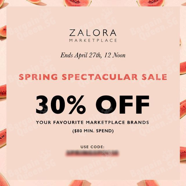33 Zalora Offers Available