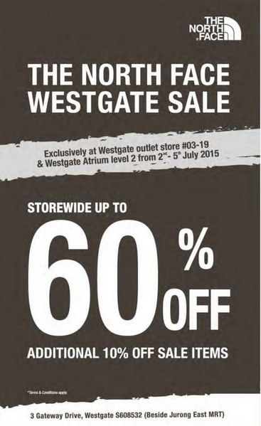 32119e146 The North Face: Westgate Sale Up to 60% Off + Extra 10% Off for ...