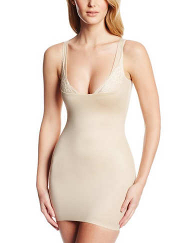 b4977a353379e US 18.97 Amazon  Maidenform Flexees Women s Shapewear Comfort Devotion Wear  Your Own Bra Full Slip