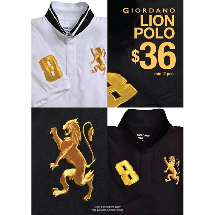 8e698540 Giordano Singapore June,2019 Promos, Sale, Coupon Code 👑BQ.sg BargainQueen