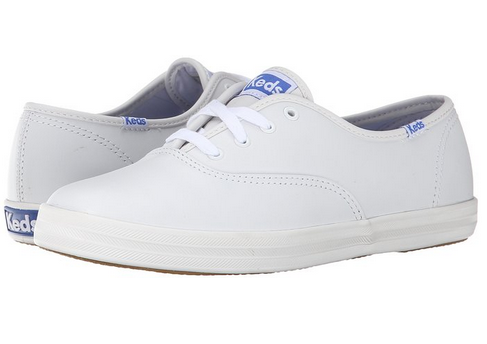 758c32148ea Amazon offers Keds Women s Champion Original Leather Sneaker from US 30  with US 11.28 shipping to Singapore. Free international shipping to  Singapore on ...