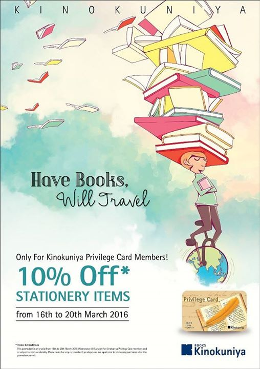 Books Singapore Promos Sales Discount Coupon Code May2018