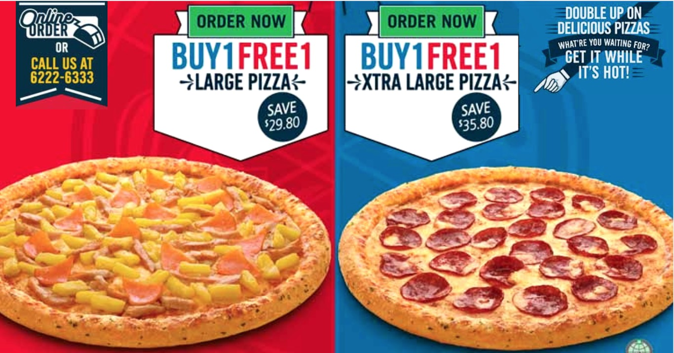 People who shop at Domino's Pizza also love these coupons