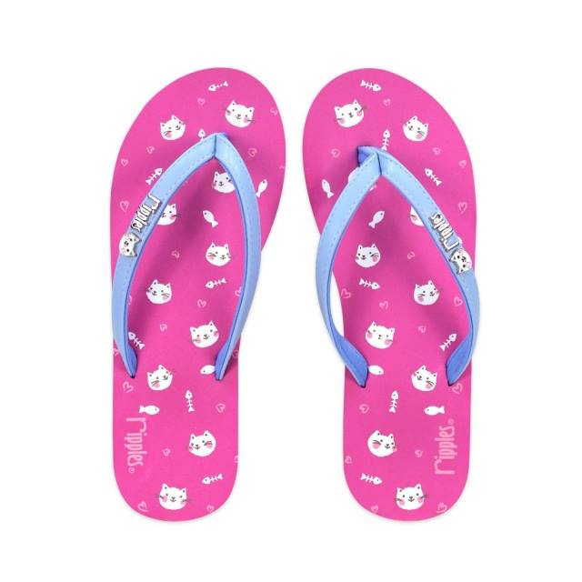 6c3afdc058cc02 Ripples flip flops GSS Promotion  Enjoy 15% OFF Storewide and get a FREE  pair of Andre Flip Flops (Pink Navy Blue Purple) when you spend above  55!