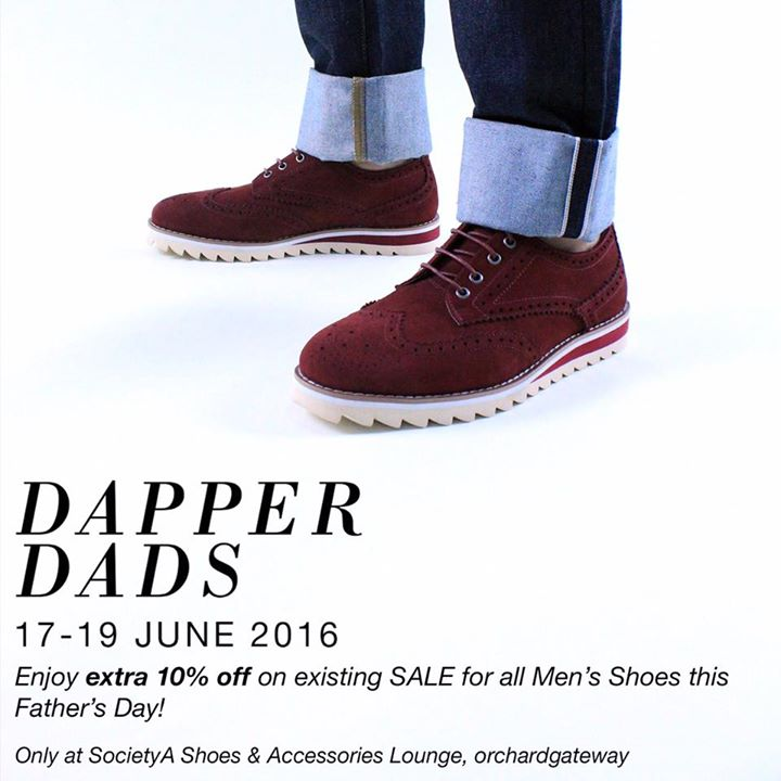 b7ded9bd2db5 Father s Day coming up this Sunday! Don t forget to surprise your dad. ❤  🎁 societya  fathersday  promo