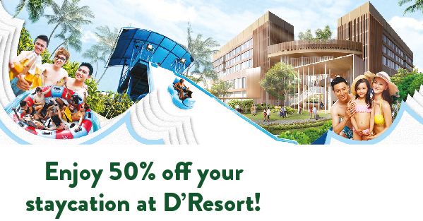 Downtown East: Coupon Code for 50% OFF Your Staycation at D