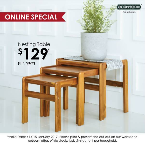 Scanteak Coffee And Side Tables Are One Of The Closest Things We Reach For In Our Living Room This Uniquely Designed