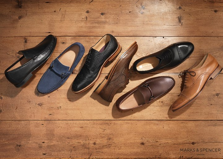 marks and spencer mens shoes sale