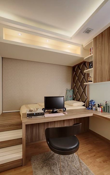 3D INNOVATIONS DESIGN PTE LTD] This lovely interior stays true to ...