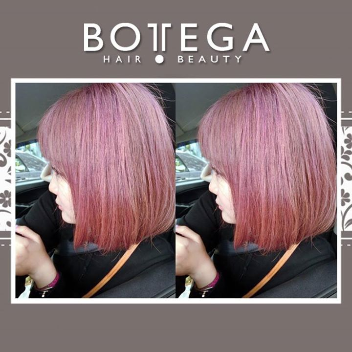 Bottega Hair Beauty If You Can T Decide Between Orange And