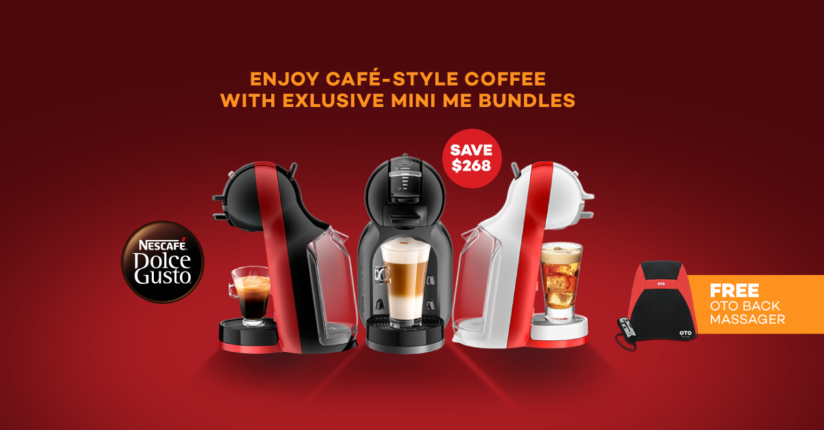 Lazada Singapore Ignite The Coffee Lover In You Free Oto Back