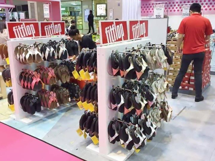 cdc24ff84425  FitFlop  Check out our SALE POP-UP at Takashimaya Square