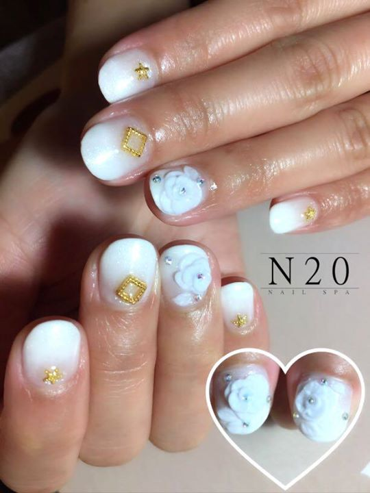 N20 NAIL SPA] N20 Nail Spa - New Nail Art Design for your Weekend ...