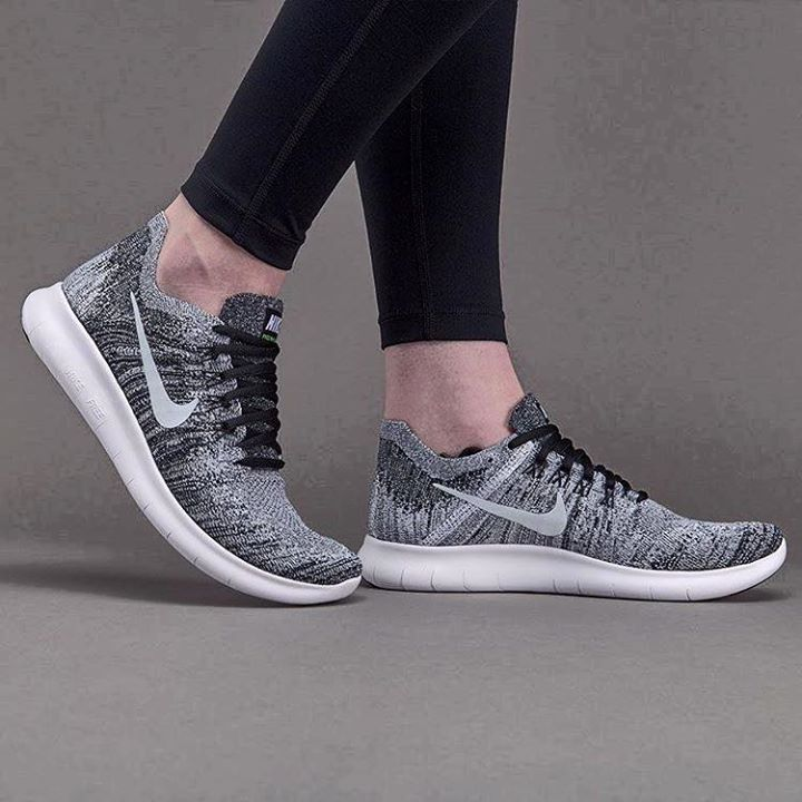 hot sales 51868 33ddb ... I Run The Nike Free RN Flyknit 2017 Womens Running Shoe brings you  miles of comfort ...