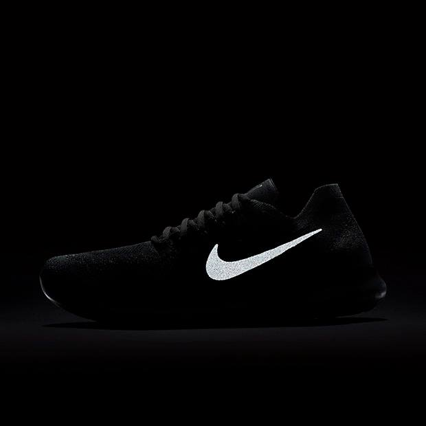 3287872c679015  Nike Singapore  The Mens Nike Free RN Flyknit 2017 is available now in a   Triple Black  colorway!