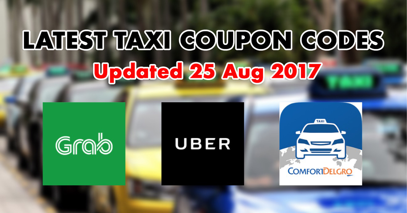 Grab, GrabTaxi Promo Code, Coupon, Voucher August 2019