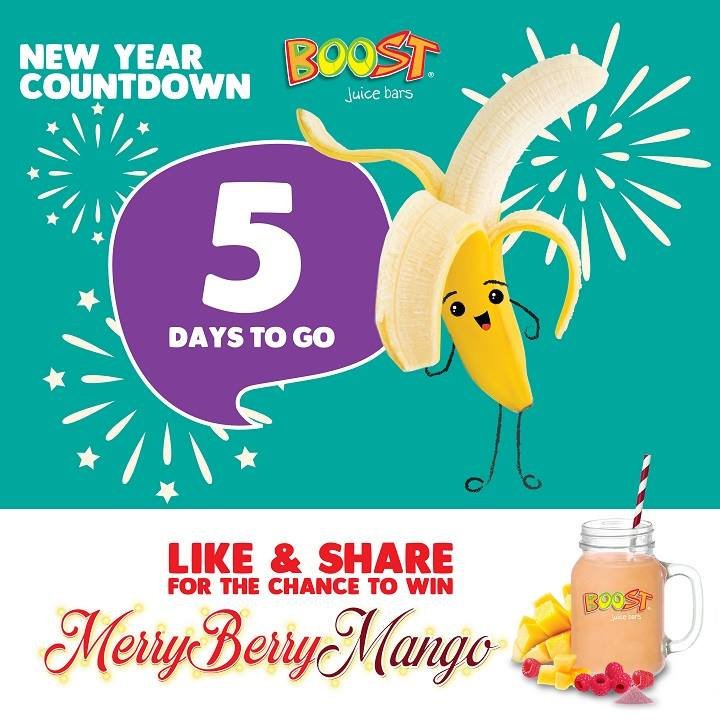 boost juice bars singapore let us countdown together to 2018 bqsg bargainqueen