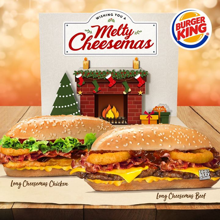 Burger King Singapore  Christmas-time is here– lots of presents and cheer…  especially with  20 Burger King Vouchers! - 👑BQ.sg BargainQueen 89ffbeb951f