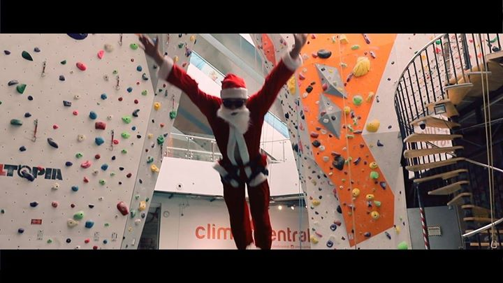 Climb Central] This Christmas, be someone's Secret Santa and