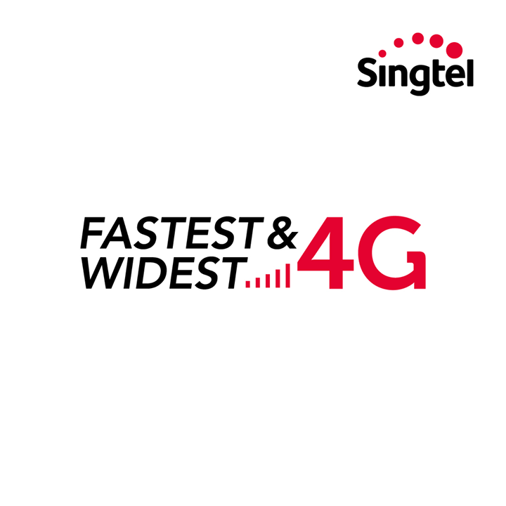 Singtel] Enjoy your favourite apps with unlimited data from just $0
