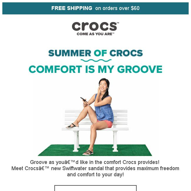 18bc32773e941  Crocs Singapore  Groove with Comfort