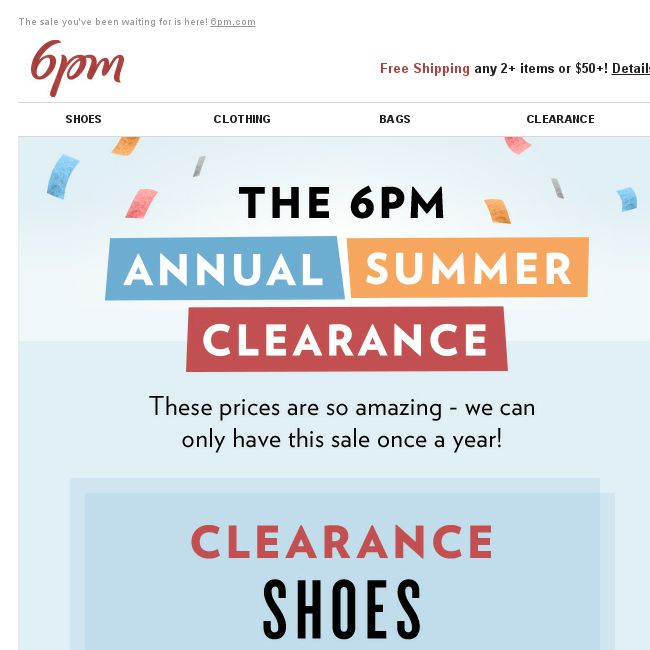 4a7d4ec7eb9 6pm] Clearance + Free Shipping + Mystery Deals! It's here! - 👑BQ.sg ...
