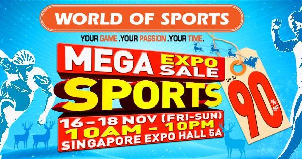 Expo Singapore Events October,2019 Promos, Sale, Coupon Code 👑BQ ...