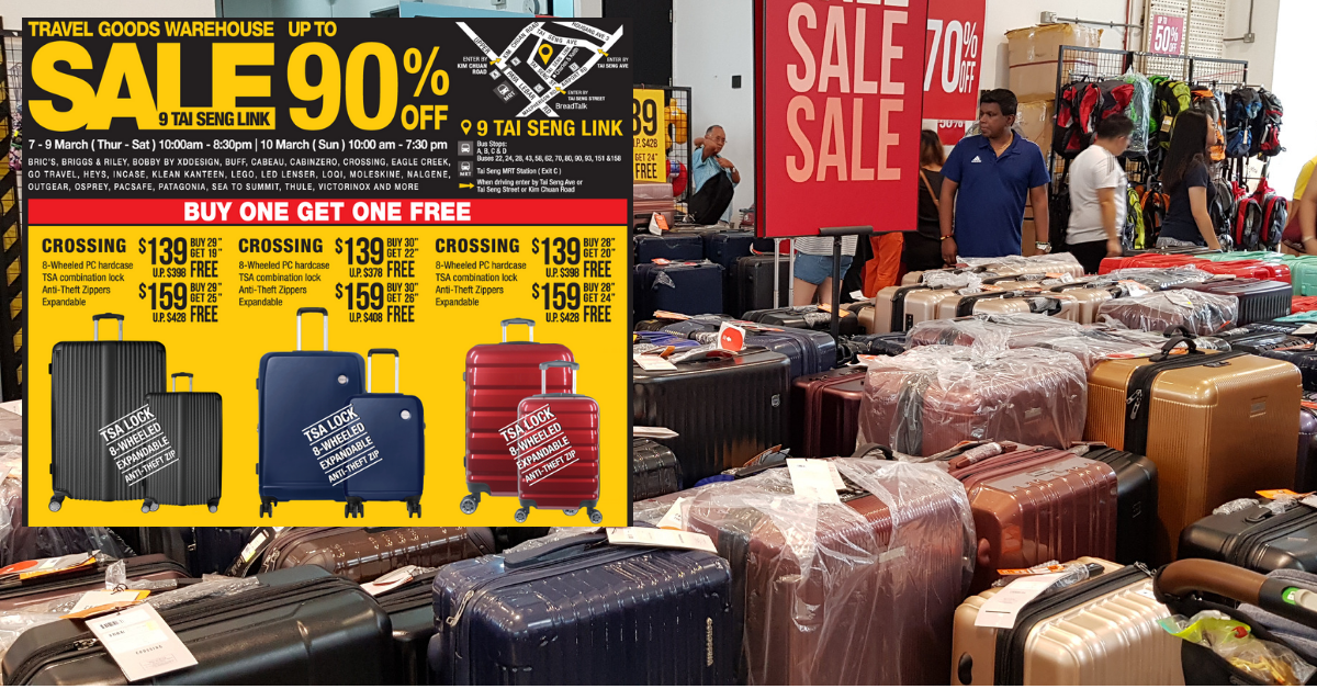 f8206fda51 Warehouse Sale Singapore Promos