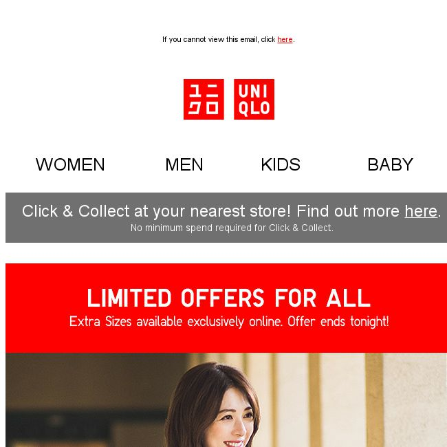 c59a2e1f888421 UNIQLO Singapore] Don't miss, Limited Offers end tonight! - 👑BQ.sg ...